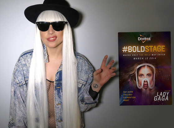 Lady Gaga to Headline Doritos #BoldStage at South By Southwest Music Festival