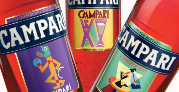 Campari Presents The 2014 Art Labels