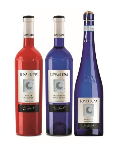 Luna Di Luna Announces Re-Launch Of Iconic Italian Wine Collection