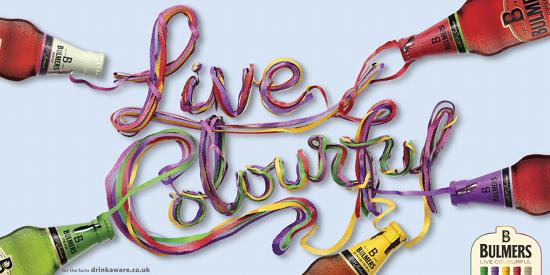 adam&eveDDB Gets Colourful With Bulmers' Summer Campaign