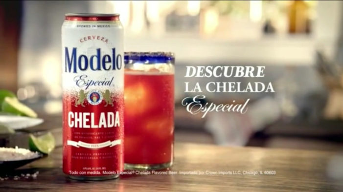 The Only Chelada Made Especial!