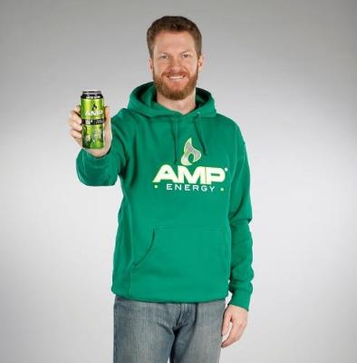 AMP Energy & Dale Earnhardt Jr. Introduce Limited Editon Dale Jr. Sour