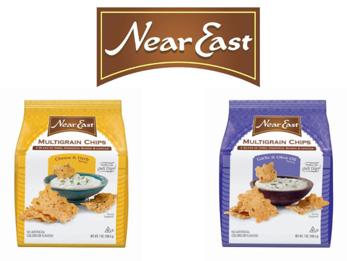 Frito-Lay North America Introduces New Near East Multigrain Chips