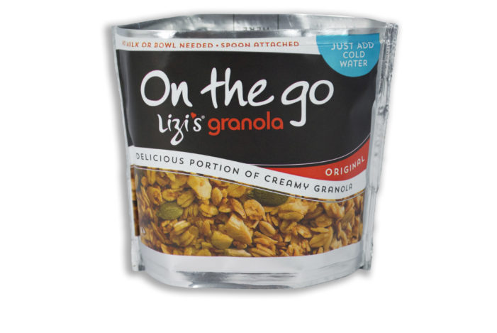 Lizi's Granola Launches A New Grab & Go Healthy Breakfast