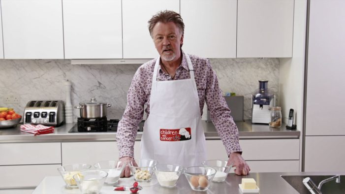 Paul Young Raises Dough To Help Young Lives