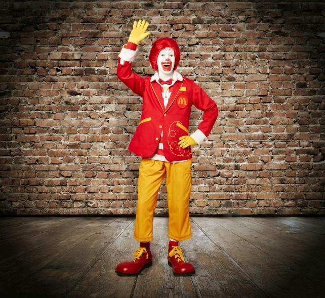 McDonald's Unveils New Mission & Image for Brand Ambassador Ronald McDonald