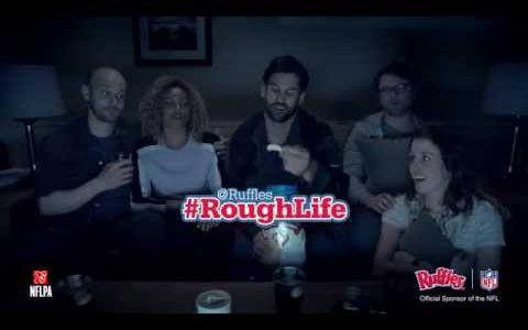 Ruffles & NFL Star Eric Decker Sympathize With People For Their Trivial Problems In New Campaign