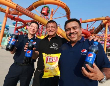 Cartoon Network Amazone Signs Food & Beverage Partnership with PepsiCo