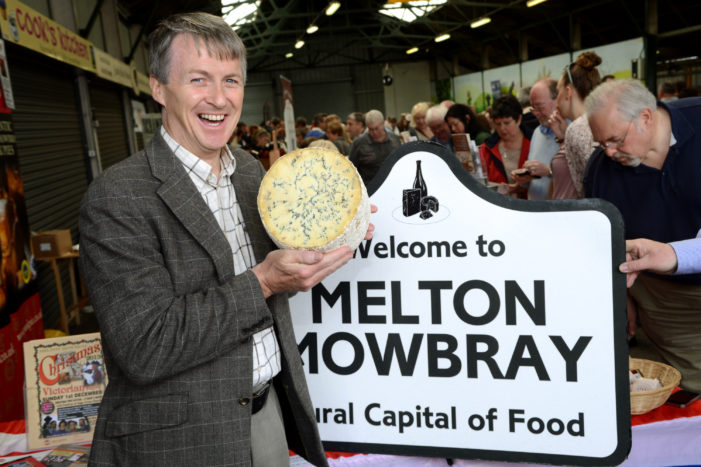 Artisan Cheese Fair Now The Largest Collection of Cheese Makers in UK