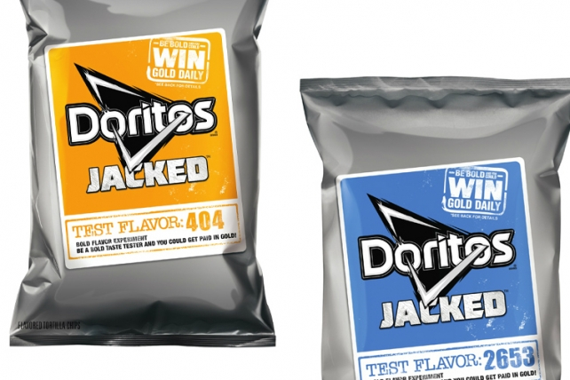 Mysterious Doritos Flavours Appear In Stores As Brand Unveils 'Bold Flavour Experiment'
