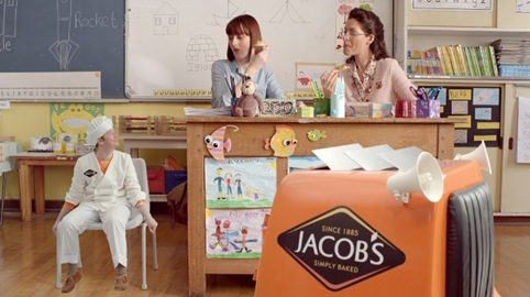 Biscuit Brand Jacob's in £10m Relaunch