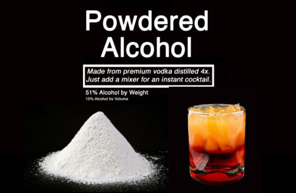 'Palcohol': The Powdered Alcohol Of The Future Is Here