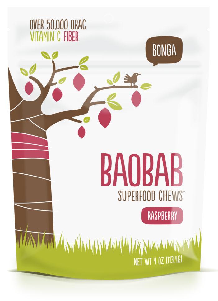 Bonga Foods Baobab Superfood Chews Debut at Whole Foods Market