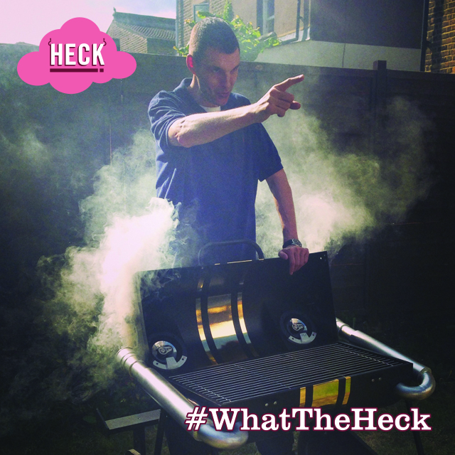 Partners Help HECK Sausages & Tim Westwood Give the UK's BBQ's a Grilling