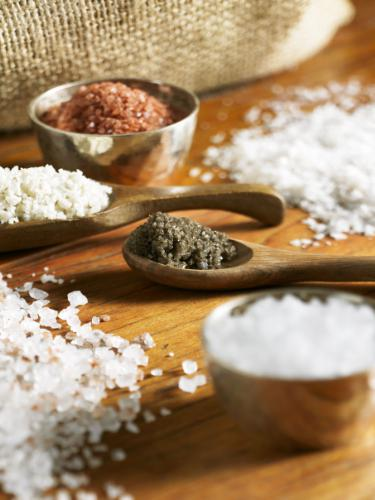 Salt of the Earth Goes Hi-Tech for Packaging