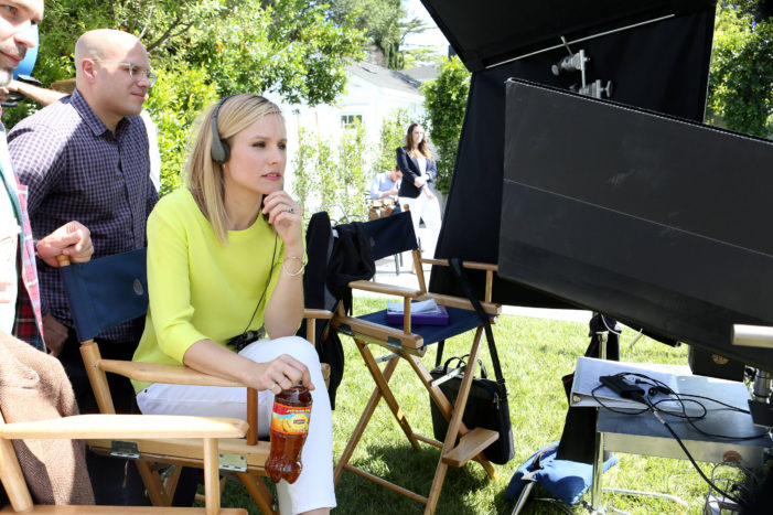 Kristen Bell Serves as Creative Director for Lipton Iced Tea Mini Film Series