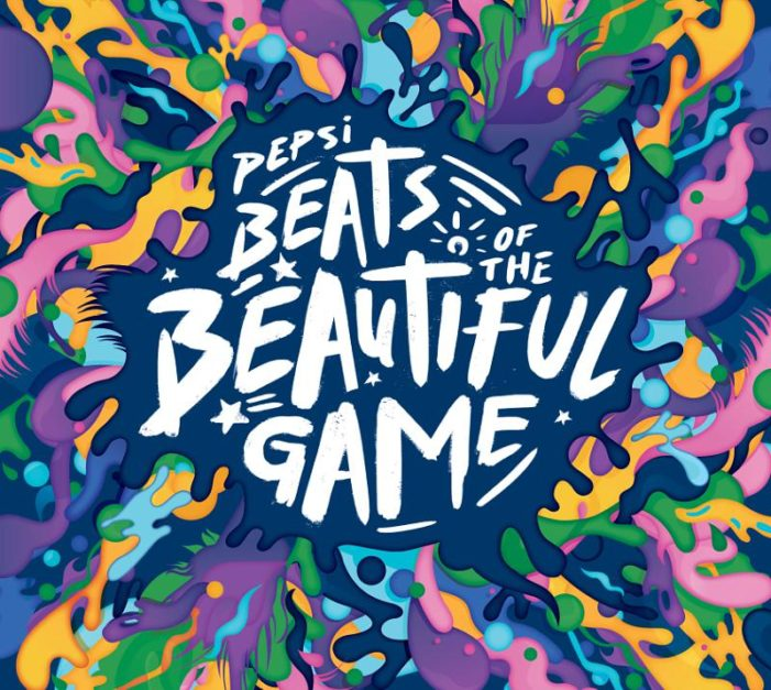 Presenting Pepsi Beats of the Beautiful Game