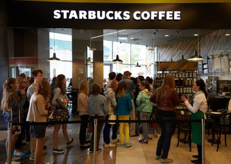 Starbucks Welcomes Customers to its First Stores in Yaroslavl, Russia