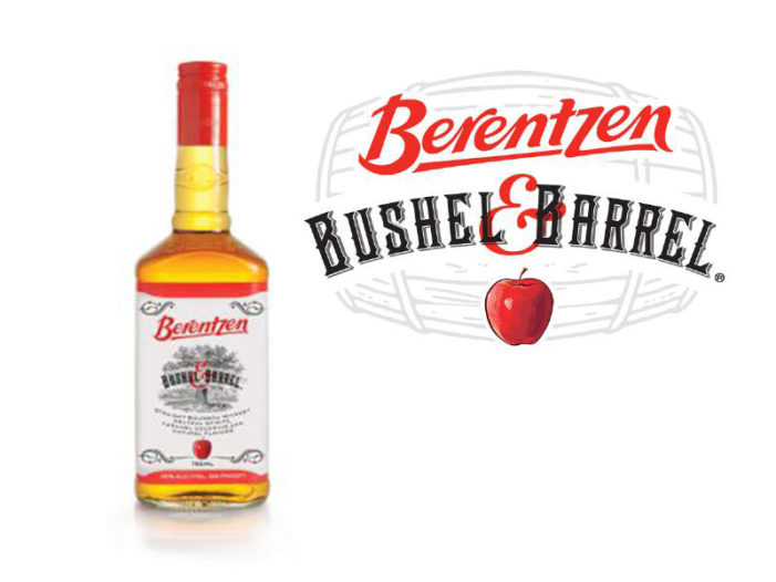Introducing Berentzen Bushel & Barrel