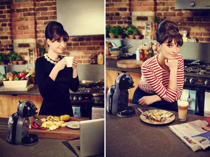 TV Personality Gizzi Erskine Stars In New Nescafé Dolce Gusto Campaign