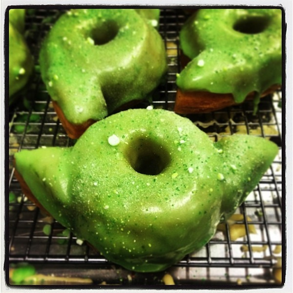 Dun-Well Doughnuts Unveil Themed Doughnuts For Star Wars Day
