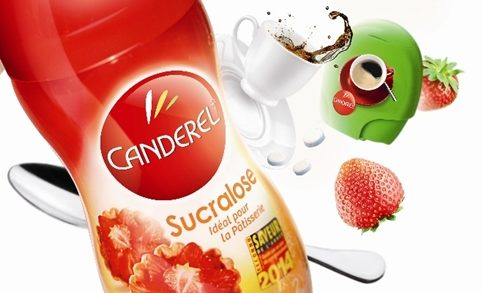 Sweetener Canderel Launches New Identity