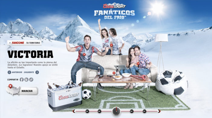 Coors Light Offers Consumers the Chance to Win the Football Trip of a Lifetime