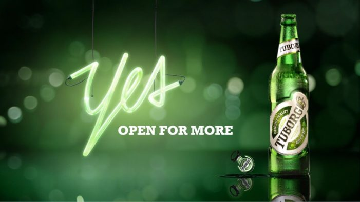 Tuborg Launches New 'Always Say Yes' Global Campaign