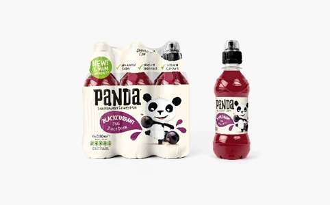 Panda Drinks Relaunch With New Melvin the Panda Character