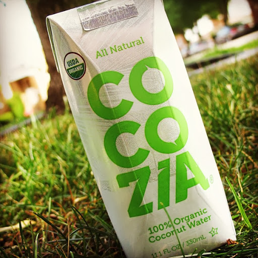 COCOZIA Coconut Water Splashes Onto Earth Origins Market Shelves