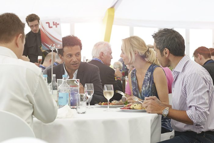 Silverstone Hospitality Gears up For Formula 1