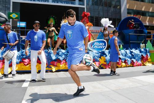 Bud Light Combines Soccer & Education to Celebrate the 2014 FIFA World Cup