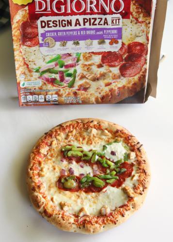 Digiorno Pizza Launches First-Ever, Customizable Frozen Pizza