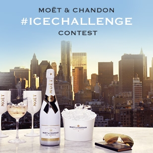 Moët & Chandon Launch Instagram #icechallenge to Promote New Drink