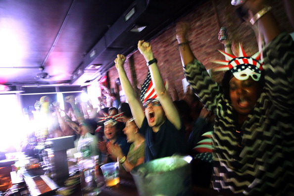 The World Cup Runneth Over as Americans Flock to Bars in Record Numbers