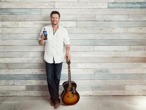 Pepsi Teams with Blake Shelton & Kicks Off Summer in a Real Big Way