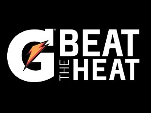 Gatorade Launches 10th Annual Beat the Heat Campaign