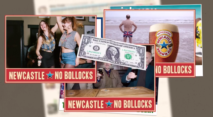 Newcastle Brown Ale Lures Twitter Followers With $1 Cash Offer