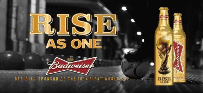 Budweiser Canada Joins Global Support as Anticipation Builds for the FIFA World Cup