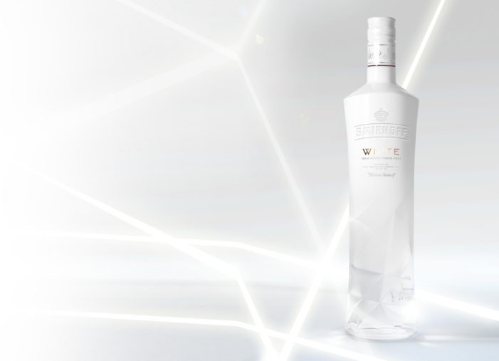 Smirnoff Launches Pioneering New Vodka Exclusively for Travellers: Smirnoff White