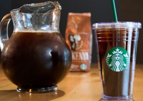 How to Brew a Perfect Pitcher of Starbucks Iced Coffee at Home in Five Simple Steps