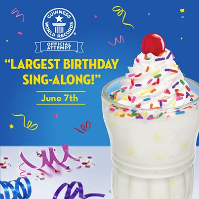 Steak 'n Shake to Celebrate 80th Birthday with Guinness World Records