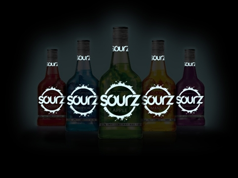 Sourz Relaunches With Glow-in-the-Dark Packaging