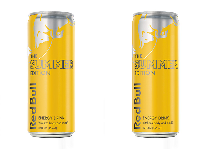 7-Eleven Celebrates Summer With Exclusive, Limited-Edition Tropical Red Bull