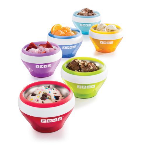 New Zoku Ice Cream Maker Makes Summer Endless