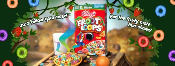 Froot Loops Inspires Adults to Follow their Noses & Bring Back the Experiences of their Childhoods