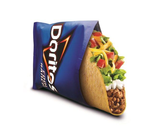 Taco Bell Cool Ranch Doritos Locos Tacos Comes to Canada July 7th
