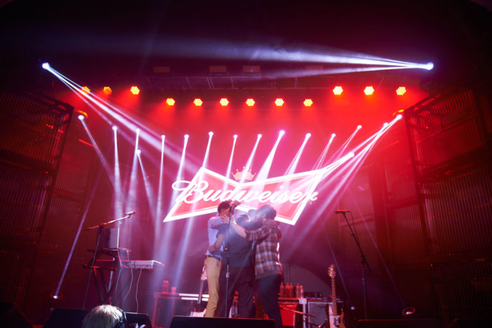 Budweiser's 'Epic Concert' Provides Canadian Band With Gig Of A Lifetime
