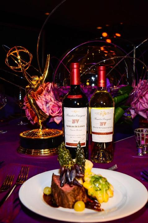 Beaulieu Vineyard Official Wine Sponsor at the Emmys' Governors Ball