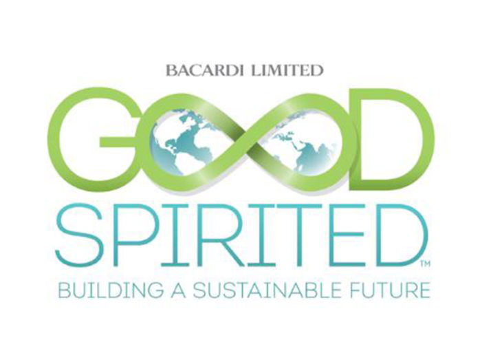 Bacardí Rum Delivers With Streamlined, Sustainable Packaging